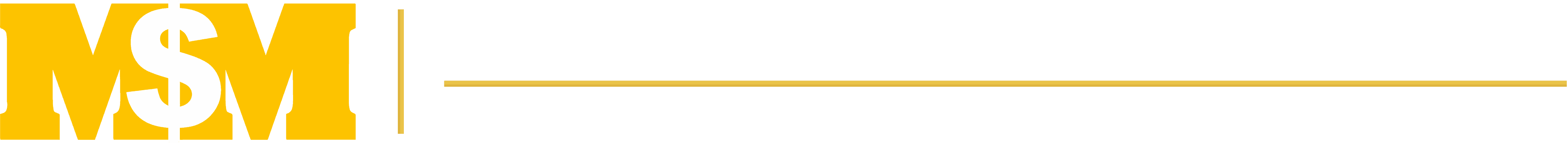 Money Management Services Gold Logo